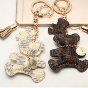 Accessories - SOLD OUT, will get more Teddy bear keychains